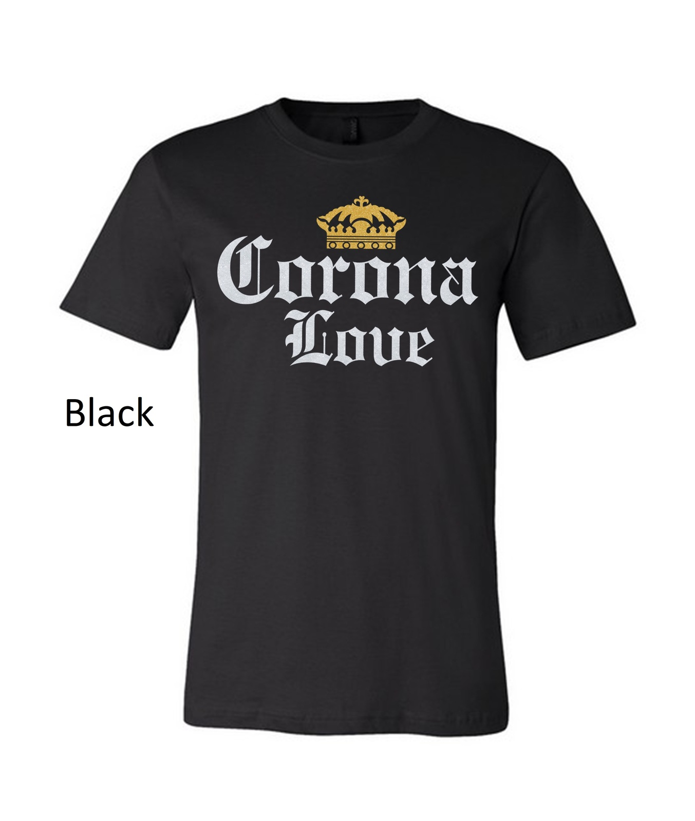corona love Corona extra Bottle beer T Shirt, cinco de mayo party tee shirt image 8