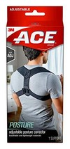 ACE Posture Corrector, Adjustable, Fits Men and Women, Helps Promote Better Post