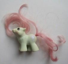 My Little Pony G1 SLEEPY HEAD Baby Newborn Hasbro Blue Good Condition 1983 - $16.73