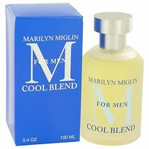 Marilyn Miglin Cool Blend By Marilyn Miglin Cologne Spray 3.4 Oz - $67.94