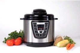 Power Pressure Cooker, 6QT - £84.38 GBP
