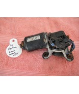 88 89 90 91 92 93 Ford Festiva FRONT windshield wiper motor used - $31.81
