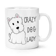 New Mug - Crazy Dog Lady 11oz Mug Cup - $10.99+