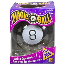 Magic 8 Ball The Original Novelty Answers Fortune Teller Toy Kids Mattel... - $13.93