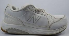 New Balance 928 Size US 12 2E WIDE EU 46.5 Men's Walking Shoes White MW928WT