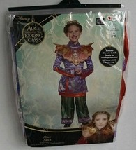 Alice Through the Looking Glass Disney Costume Girl's Med 7-8 Halloween Dress Up - $19.95