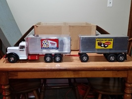 Smith Miller Mack Box Truck with Pup Trailer Wonder Bread Hostess Cup Cakes - $1,395.95