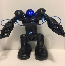 Wow Wee RS Blue Programmable Bluetooth Smart Humanoid Toy Robot (No Remote) - $31.18