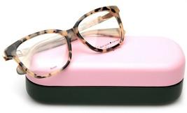 NEW Kate Spade JORJA C1H Dark Havana Avory Eyeglasses Frame 53-15-140mm - $83.29