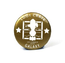 Loot Crate 'Galaxy' Pin - December 2015 - $3.99