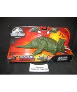Jurassic World Dino Rivals Dual Attack Triceratops Tail Strike Mattel Ac... - $32.28