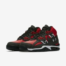 NEW Nike Air Trainer SC High Bo Jackson SOA Black Red AQ5098-600 Size 7 - £86.66 GBP