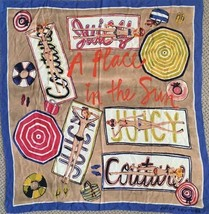 Juicy Couture Raw Silk Scarf A Place in the Sun - $47.52