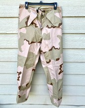 NEW USGI ECWCS GORE-TEX COLD WEATHER DESERT CAMOUFLAGE PANTS - SMALL LONG - $49.50