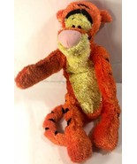 Disney Fisher Price Tigger Winnie the Pooh Plush Stuffed Animal 2002 Sha... - $22.19