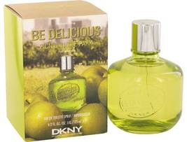 Donna Karan DKNY Be Delicious Picnic In The Park 4.2 Oz Eau De Toilette Spray  image 3