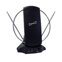 Supersonic SC-605 High Definition HD Indoor Digital TV Amplified Antenna... - $31.11