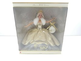 Mattel Special Edition 2000 CELEBRATION Barbie Christmas Collection New in box - $39.99