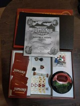 JUMANJI Board Game, Used but never played - $15.00