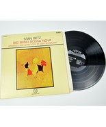 Stan Getz Big Band Bossa Nova V6-8494 LP Album Vinyl Verve Records 1962 ... - £16.91 GBP