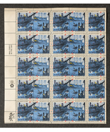 Boston Tea Party, Sheet of 8 cent stamps, 50 stamps total - $7.50
