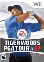 Tiger Woods PGA Tour 07 - Nintendo Wii [video game] - $5.93