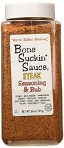 Bone Suckin'® Steak Seasoning & Rub, 26 oz. - $23.99