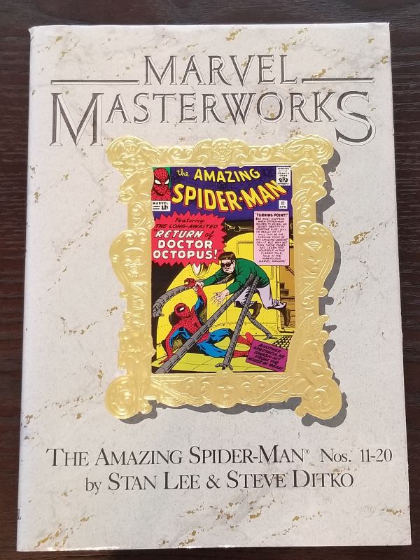 Marvel Masterworks Vol 5 The Amazing Spider-man 11-20 Hardcover