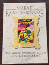 Marvel Masterworks Vol 5 The Amazing Spider-man 11-20 Hardcover - $35.00