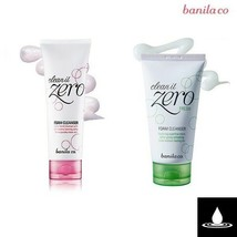 Banila Co New Cl EAN It Zero Foam Cl EAN Ser Original / Fresh 150ml K-Beauty Korea - $17.70