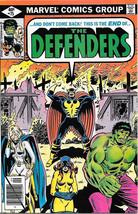 The Defenders Comic Book #75, Marvel Comics 1979 VERY FINE+ - $3.25