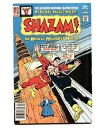 SHAZAM #28-1976-DC-1st BLACK ADAM-Comic Book VF+ - $327.38