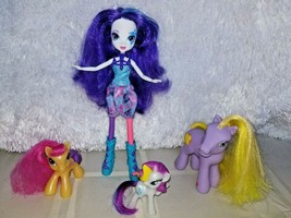 MY LITTLE PONY Hasbro 2013 Doll Plus Ponys  - $19.79