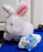 Ganz Webkins Lil kinz White Bunny Rabbit NWT CUTE - $3.49