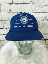 United Acciaio Lavoratori Il Dalles Oregon Uomo Blu Cappellino Schiuma V... - $17.81