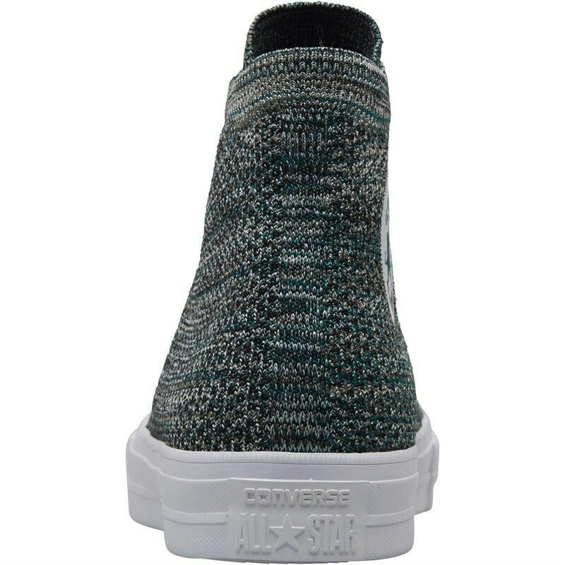 Converse Chuck Taylor All Star X Ni ke Flyknit Hi Dark Teal 70 original Trainers