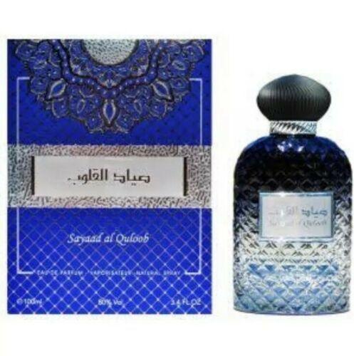 Sayyad Al Quloob Perfume By Ard Al Zaafaran 100 ML: Similar to Chanel Bleu