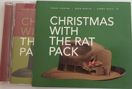Christmas with The Rat Pack 2002 CD - $4.95