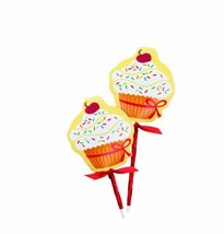 Wilton Cupcake Lollipop Pocket Wrap Kit, 8 Count - $1.95