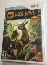 DEER DRIVE~NINTENDO Wii GAME~2009 NEW SEALED GAME - $10.50