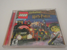 LEGO Creator: Harry Potter (PC, 2002), Video Game - $9.89