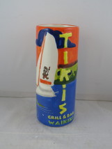 Tikis Grill Tiki Mug - J and J Sunset Sail Limited Release - # 993 of  1950 - $49.00