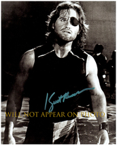 An item in the Entertainment Memorabilia category: KURT RUSSELL Signed Autographed 8X10 Photo w/ Certificate of Authenticity 5871