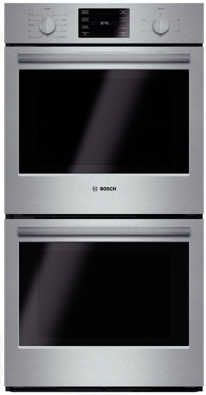 Primary image for Bosch HBN5651UC 500 Series 27 Inch Double Electric Wall Oven Stainless Steel