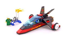 Lego Town Extreme Team Set 6580-1 Land Jet 7 - 100% complete, missing 2 ... - $9.99