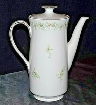 Johann Haviland Bavaria Coffee Pot with Lid #20 AA20-7005JW Vintage