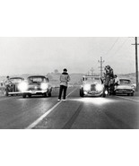American Graffiti classic hot rod drag race scene Milner's '32 Ford Coup... - $23.99