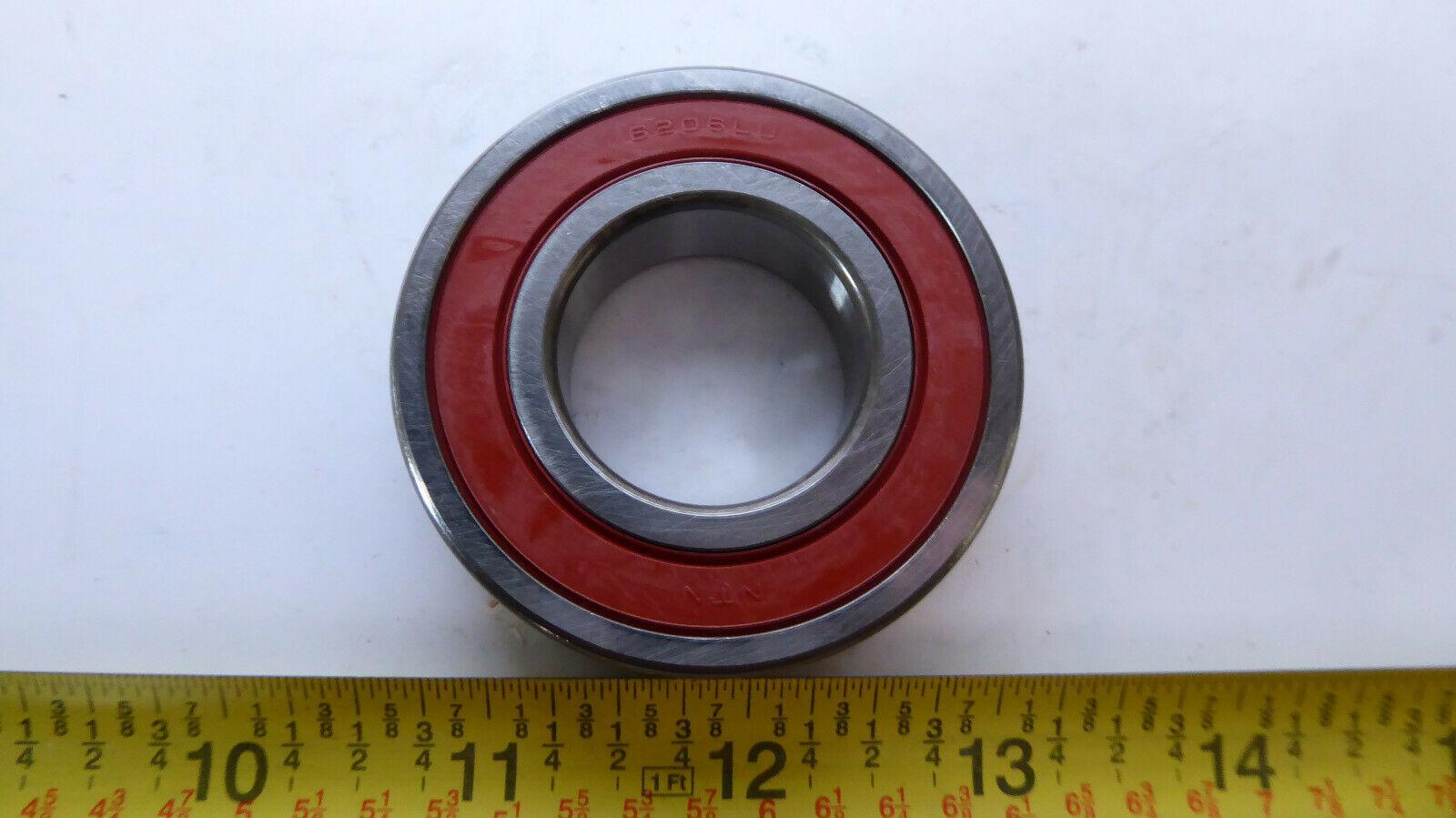 NTN 6206LLU C3/5C Sealed Roller Bearing New