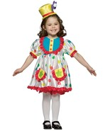 Girl's 4-6 /NWT Colorful Clown Costume by Rasta Imposter/NWT - $44.71 CAD