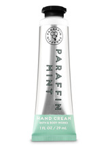 New Paraffin Mint Hand Cream Bath & Body Works Ships Free! - $8.00